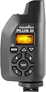 PocketWizard Plus IIIe 收發器 (433 MHz)