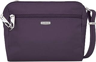 Travelon 女式经典可转换斜挎包和腰包斜挎包