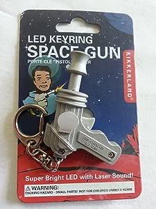 Kikkerland KRL03TC 小猪 LED 钥匙扣 带声音 小号 1517SG