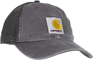 Carhartt 男士 Buffalo Sandstone 网眼帽子