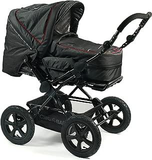 CHIC 4 BABY Viva 組合嬰兒車 Jeans black