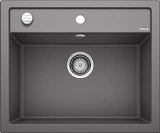 Blanco 鉑浪高 廚房水槽 DALAGO Felsgrau 60 cm Unterschrank