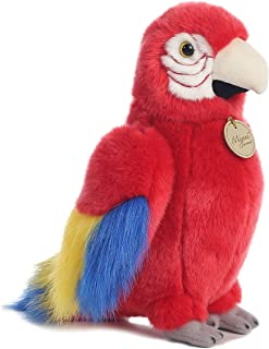 Aurora World Miyoni Macaw Parrot Plush