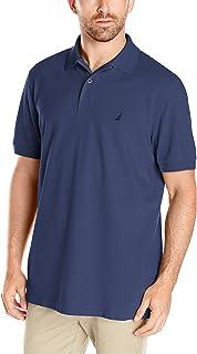 Nautica 男士纯色 Polo 衫