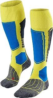 FALKE 男士滑雪袜,滑雪袜 SK1 - 20% 初剪羊毛 - 尺码 39 - 48 - 可选。 颜色 - 超结实垫子