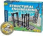 Thames & Kosmos 结构工程:桥梁和天椅