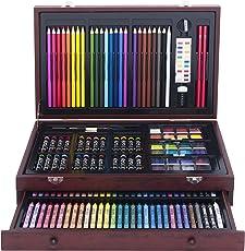Art 101 142件绘画木盒套装