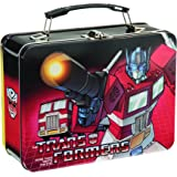 "Vandor 41270 Transformers Tin Tote, 9 x 3.5 x 7.5"", Multicolor"