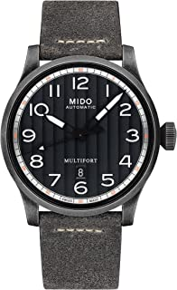 Mido Multifort 自动*蓝表盘男式手表 M032.607.36.050.00