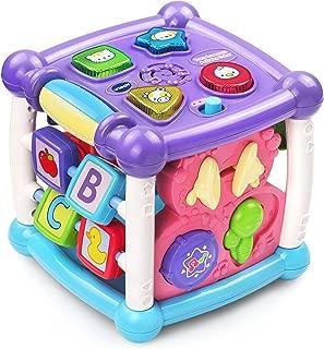 VTech Busy Learners 活動方塊玩具,紫色