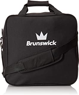 Brunswick T 型区域单个手提保龄球包 - 多种颜色可选