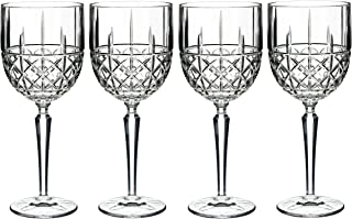 Waterford Marquis Brady 高脚玻璃杯,4件套