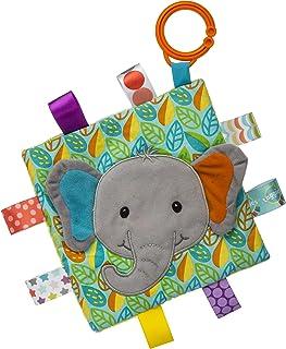Taggies Crinkle Me 婴儿玩具 Little Leaf Elephant Size