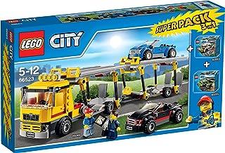 LEGO 樂高 66523 城市*套裝 3 合 1 包括 60060、60053 和 60055