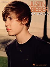 Justin Bieber - My World Songbook (Easy Piano) (English Edition)