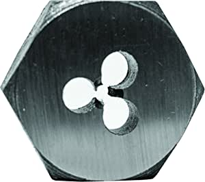 Century 钻和工具高碳钢分数六角形钻头 6-32 NC 96102