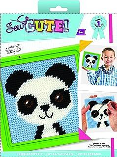 Sew Cute! Needlepoint Kit-Paul Panda