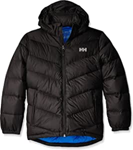 Helly Hansen 幼儿北欧棉冬季外套 12 黑色 40281