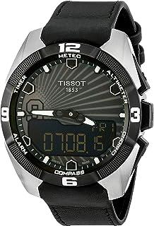 Tissot Men's T0914204606100 T-Touch Expert Analog Display Swiss Quartz Black Watch