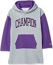 Champion 宽版运动卫衣 CS6289 女孩