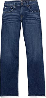 7 For All Mankind 男式牛仔裤 Austyn 宽松直筒裤