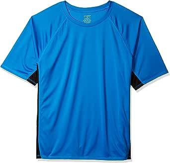 Kanu Surf 男式 CB *衣 UPF 50+ 游泳衫 皇家蓝 Medium