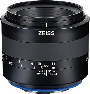 Carl Zeiss 單焦點鏡頭 Milvus 可用于所有尺寸 黑色