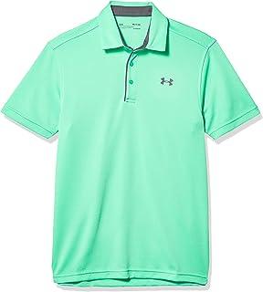 Under Armour 安德玛 男士Tech轻便透气舒适的短袖Polo衫