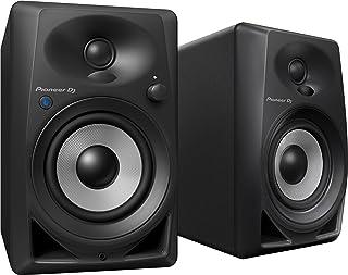 Pioneer DJ 4英寸有源监听扬声器 DM-40BT