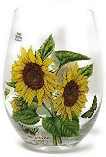 向日葵花无茎酒杯礼盒带丝带