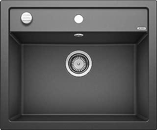 Blanco 鉑浪高 廚房水槽 DALAGO 亮黑色 60 cm Unterschrank