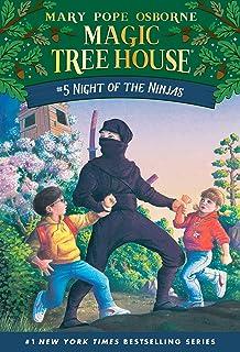 Night of the Ninjas (Magic Tree House Book 5) (English Edition)