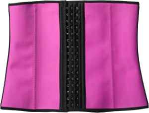 Wellington Orthopedic 男式 * 乳胶锻炼风格束腰带,桃红色,XL 码,14 盎司