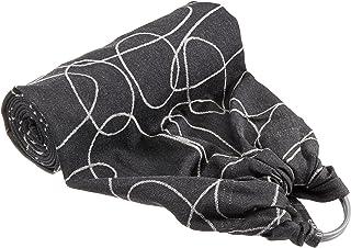 Didymos 46095 DidySling 椭圆 大款 1,R,黑色/白色
