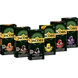 Jacobs 咖啡胶囊品尝盒 Nespresso®*兼容 6种不同的口味,6 x 10 装