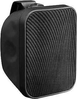 Pronomic OLS-5 BK DJ PA 户外用扬声器 音箱 适用于花园 露台 餐厅 120 Watt 防护类别IP56 8 欧姆 5.25 英寸低音单元 黑色