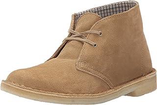 CLARKS 女式沙漠靴