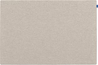 Legamaster 7-144610 Board-Up 声学插板,隔音布置,织物,柔软米色,100 x 75 厘米