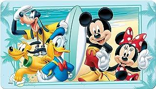 Disney Disney 汽车总动员浴垫 蓝色