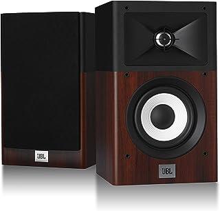 JBL STAGE A120 两用 书架型扬声器 背面低音反射 木制/黑色 JBLA120W