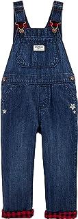 OshKosh B'Gosh 女童 World's Best 工装裤