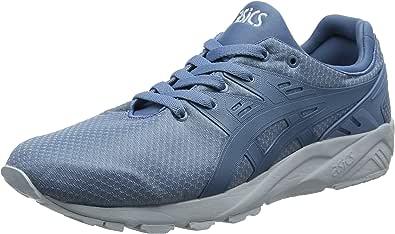 ASICS 男式 gel-kayano Trainer EVO 低帮运动鞋 Blue (Provincial Blue/Provincial Blue 4242) 8 UK