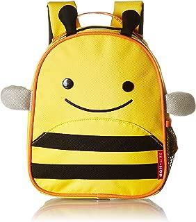 Skip Hop 兒童防走失牽引繩雙肩包,動物園系列,蜜蜂圖案