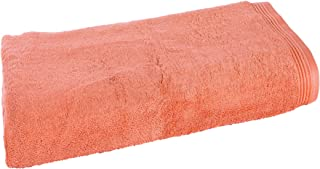 Aneesi 洗浴和休闲50 x 100厘米 Ultima 纯棉手巾,Apricot_Parent 唇膏红 Hand Towel - 50x100 cm ULTIMLRD50100