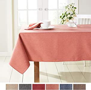 "Somers_Parent 粉红色 Tablecloth 60""x120"" 028332694544"