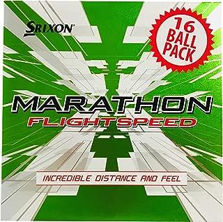 Srixon 马拉松飞行速度高尔夫球(16 球包)