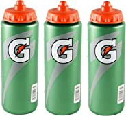 Gatorade 挤压瓶,20 盎司(3只装)