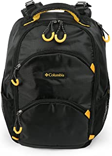 Columbia Pine Oaks 背包尿布包,黑色