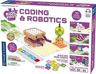 Thames & Kosmos 儿童*编码和机器人   无需应用软件   K-2 年级   顺序、循环、功能、条件、事件、算法、可变   家长*黄金*得主