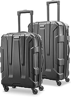 Samsonite 新秀丽 Centric Hardside 可扩展行李箱,带旋转轮,2件套